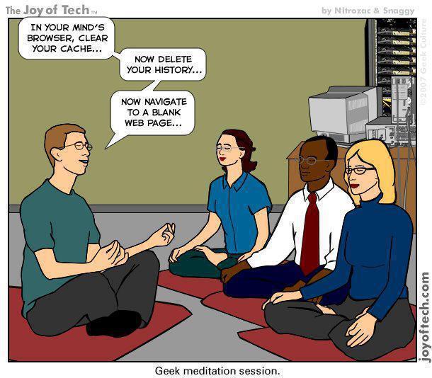 Meditation Session